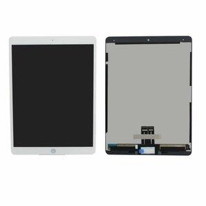 Digitizer / touchscreen met LCD voor Apple iPad Pro 10.5-inch Wit Origineel